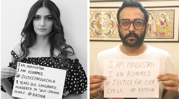 netizens, kathua protest, justice