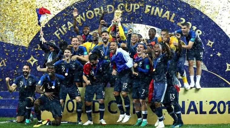 FIFA World Cup 2018 , ফিফা বিশ্বকাপ ২০১৮