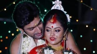 Jeetu Kamal and Nabanita Das wedding reception