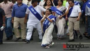 save water day, mamata banerjee rally at kolkata