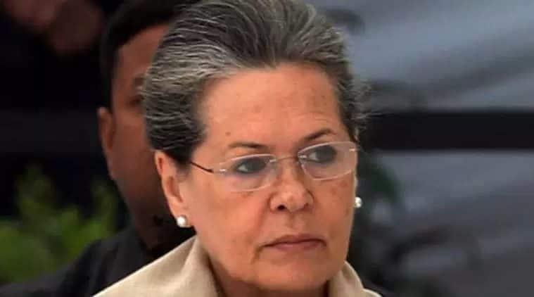 Sonia Gandhi, Somen Mitra