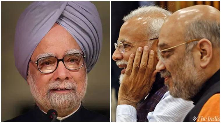 Modi Government withdraws SPG cover from Ex Prime minister Manmohan Singh