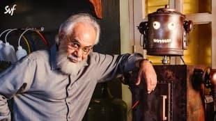 Professor Shanku