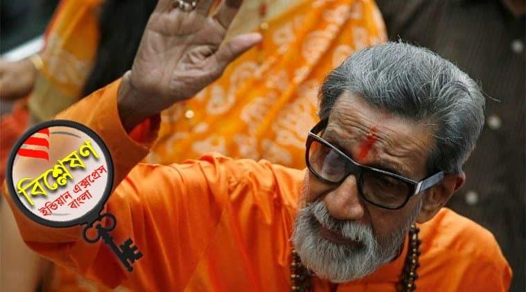 Shiv Sena, Bal Thackeray