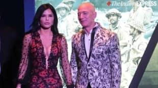 Amazon Prime founder Jeff Bezos met SRK Farhan Vidya Balan Bollywood actors