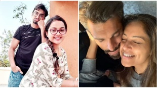 Bengali TV Film Bollywood actors couples lockdown moments of togetherness in pictures