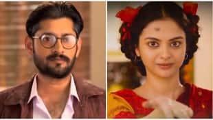Honey Bafna playing Dwarakanath Ganguly in Star Jalsha serial Prothoma Kadombini