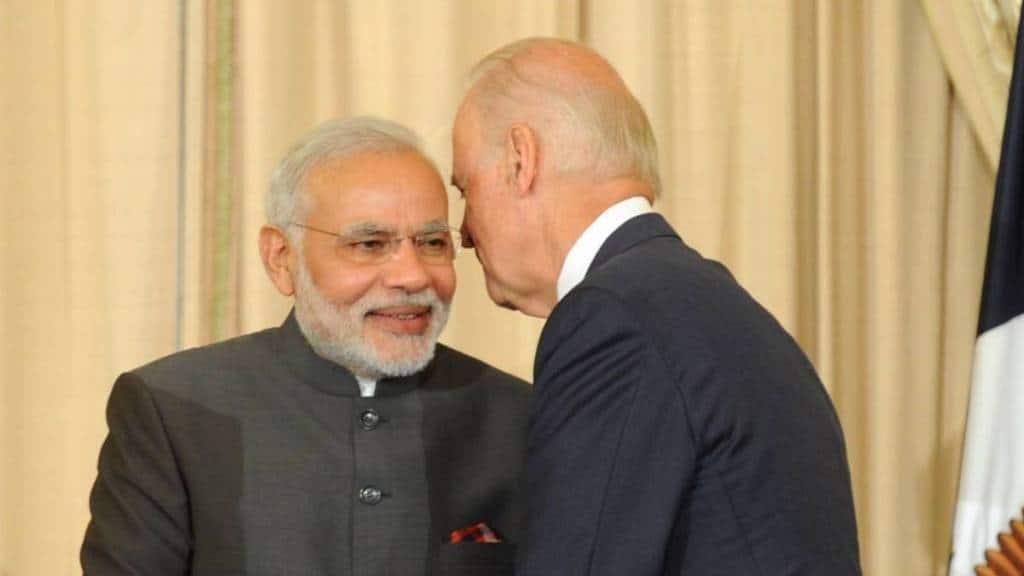 PM Narendra Modi, Joe Biden, USA