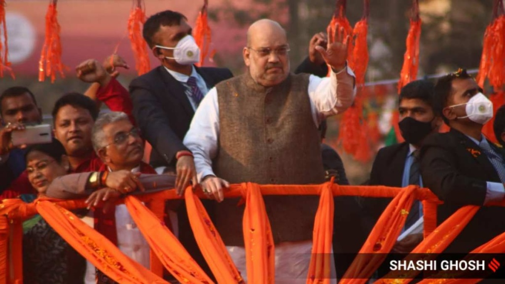 West Bengal Election 2021, Bengal Poll 2021, Amit Shah, BJP, Chief Minister