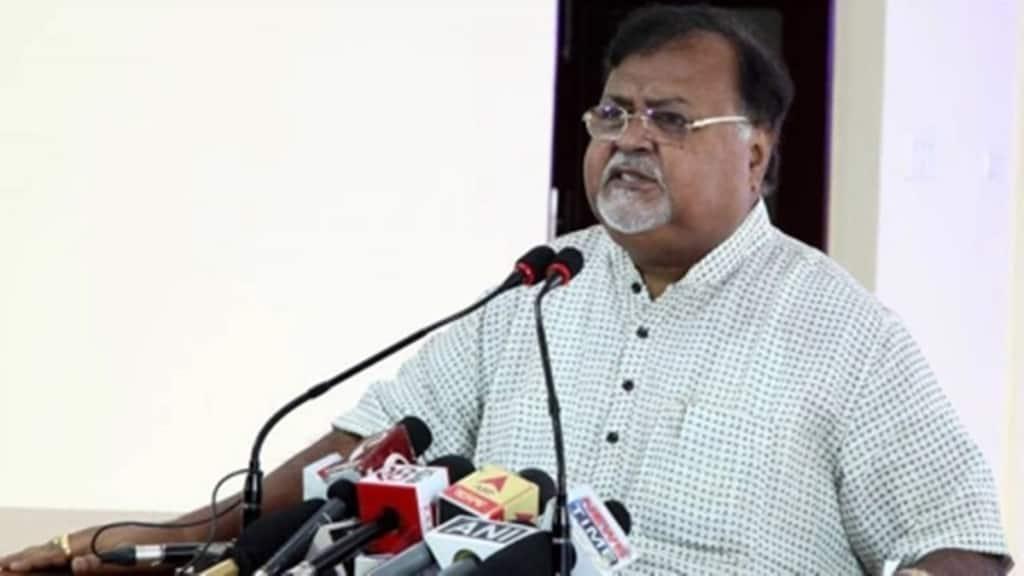 cbi notice to partha chatterjee for icore case