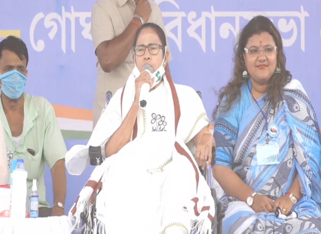 mamata goghat west bengal election 2021