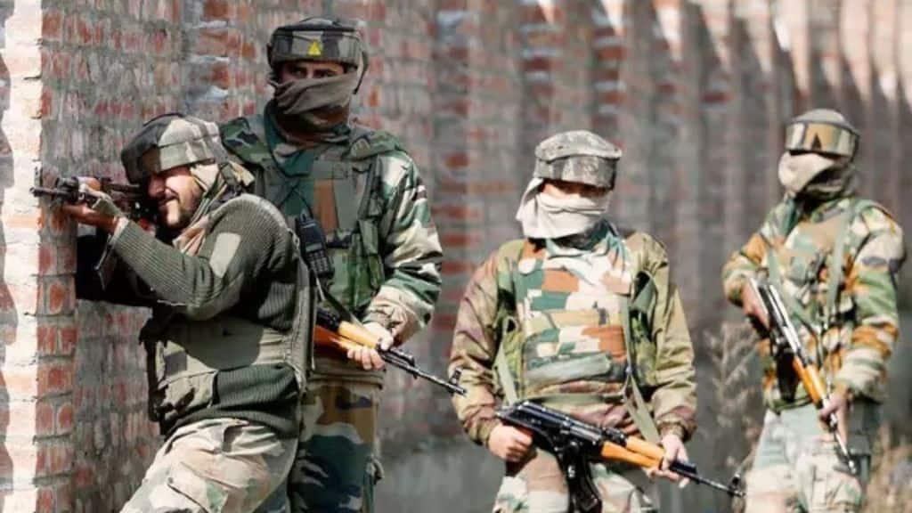 Kashmir Military Encounter, Jammu and Kashmir, Sophian, Encunter, Militant