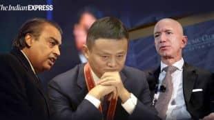 Forbes Billionaire List 2020-21, Alibaba, Reliance Insutries, Mukesh Ambani, Dollar, Amazon, Jeff Bezos, Goutam Adani