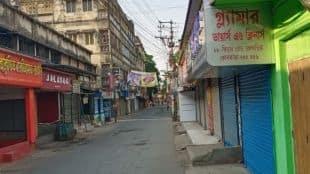 Covid-19 second wave in Bengal, Traders Confederation, kamarhati, Corona chain