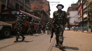 37 company central force will come friday at bengal for upcoming election