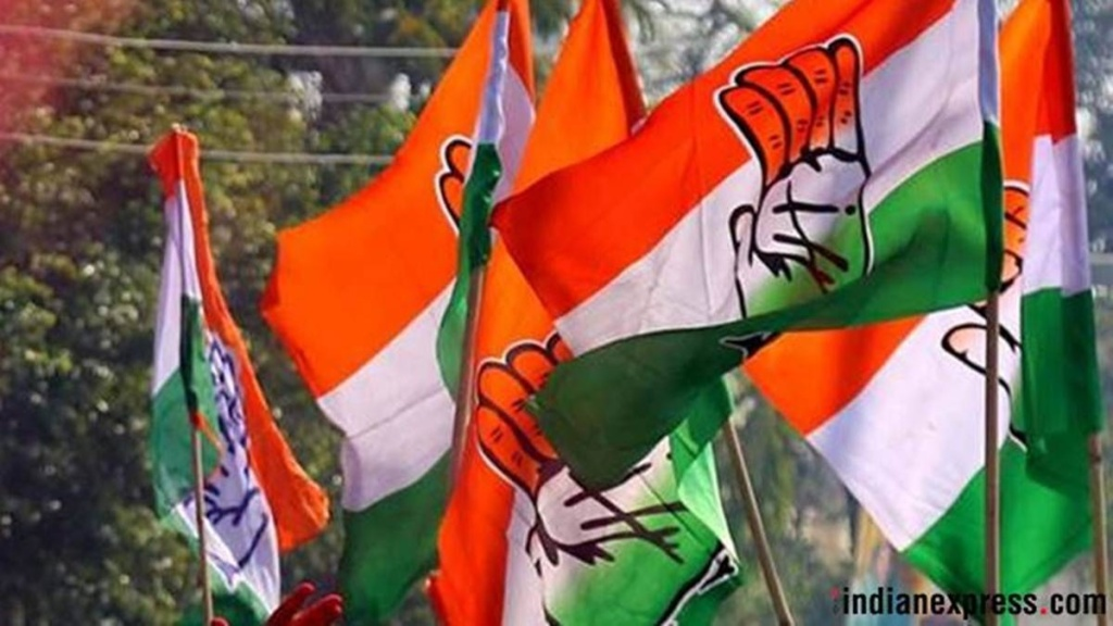 By fight in the polls and get some vote congress is able to play opposition role in bengal