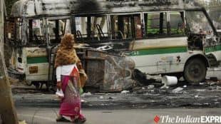 delhi riot, North-West Delhi