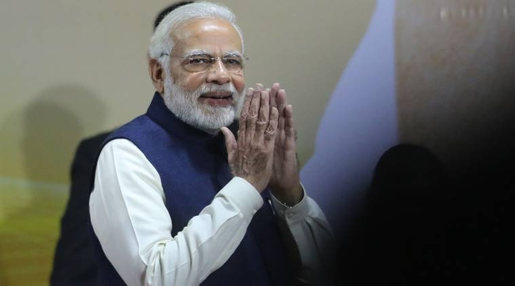 modi will address the nation today