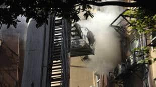 Park Street apj house Fire
