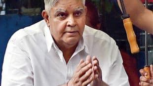 Bengal Governor, Jagdeep Dhankar,