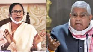 Jagdeep Dhankar, Tweet, Mamata Official