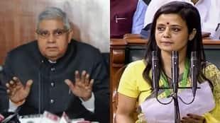 jagdeep dhankhar, mahua moitra, twitter