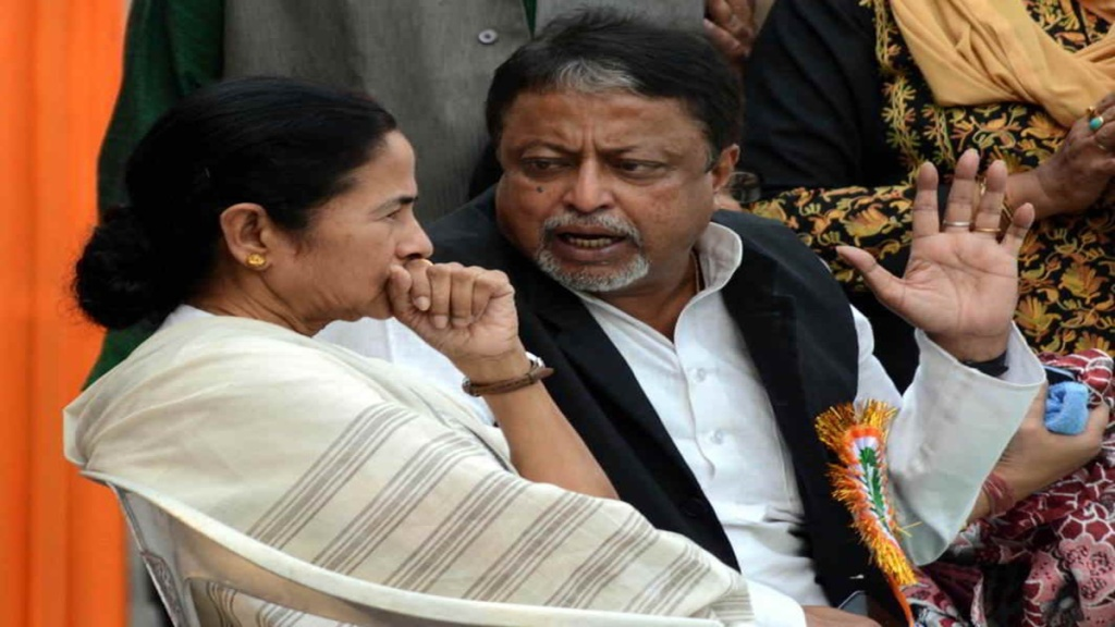 Mukul did not speak against our party during the election Mamata Banerjee