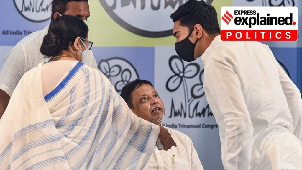 why mukul roy has returned to TMC