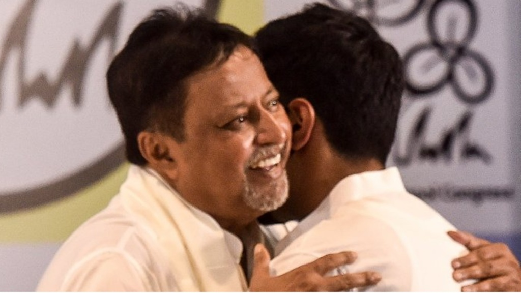 Mukul Roy's many followers are now Dissonant in BJP