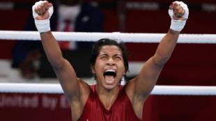 Lovlina, Tokyo, Womens Boxing