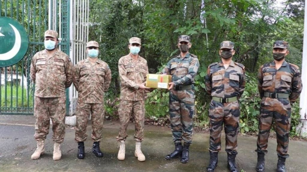 Eid, Army, Indo-Pak