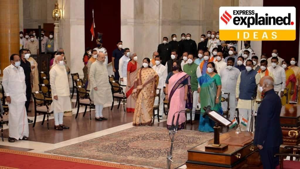 modi cabinet, modi new cabinet minister