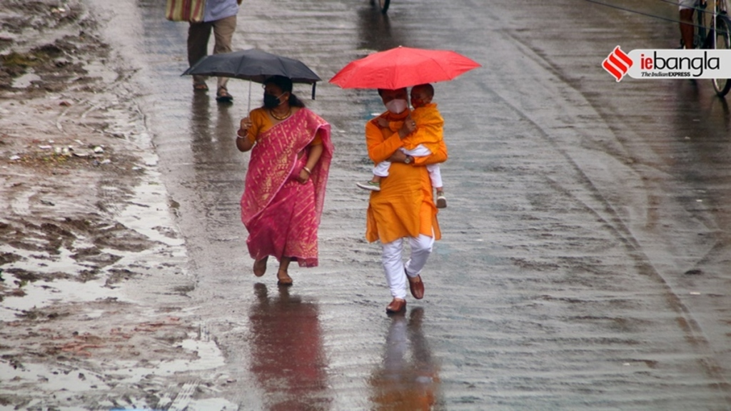 west bengal weather forcast today 13 october 2021