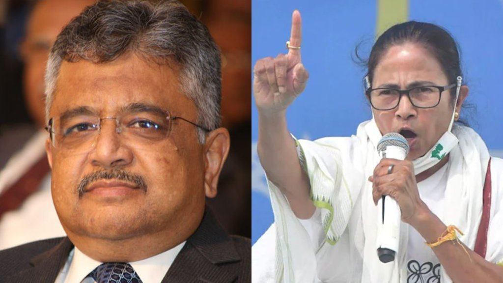 tmc demanding removal of tushar mehta from solicitor general post