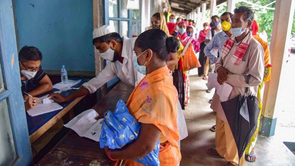 India records 18,987 new Covid-19 cases 14 October, 2021