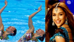 Madhuri Dixit, Tokyo Olympics, Israel, Bollywood, ইজরায়েলস মাধুরী দীক্ষিত, টোকিও অলিম্পিক, bengali news today