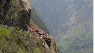 Himachal Pradesh, landslide, Kinnaur