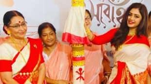 Durga Puja 2021, Women Priest, Ritabhari Chakraborty