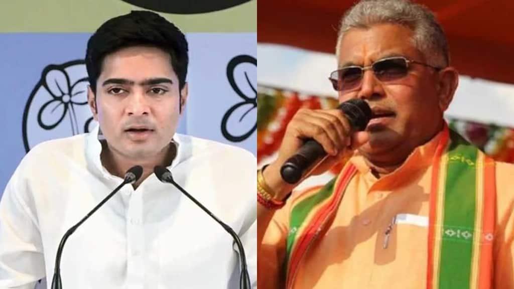 Dilip Ghosh criticses Avisekh Banerjee in coal scam case