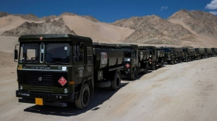 India China disengage from Gogra Post in eastern Ladakh