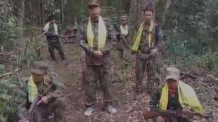 klo leader jiban singha release a video