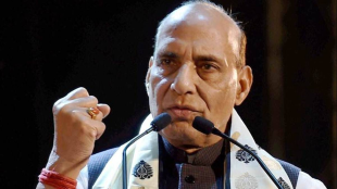 'India-Pak ceasefire only successful because of our strength,' says Rajnath Singh