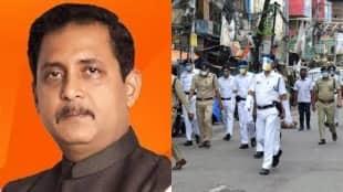 BJP leader sajal ghosh arrested
