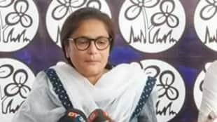 Tmc nominated Sushmita Deb to the Upper House of the Parliament