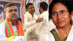 Mukul Roy is the inspiration of BJP MLA to leave the party