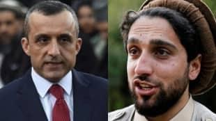 Taliban claims Massoud Amrullah Saleh have escaped to Tajikistan