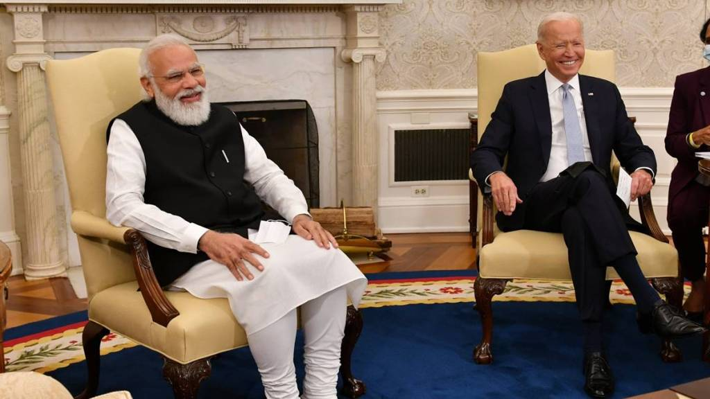 Biden reaffirms unwavering commitment to India as a major defence partner