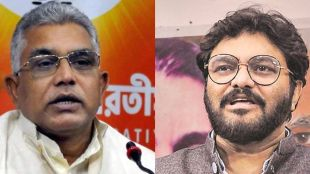 At last a qualified person will lead bengal bjp, withouttaking name babul supriya criticise Dilip Ghosh