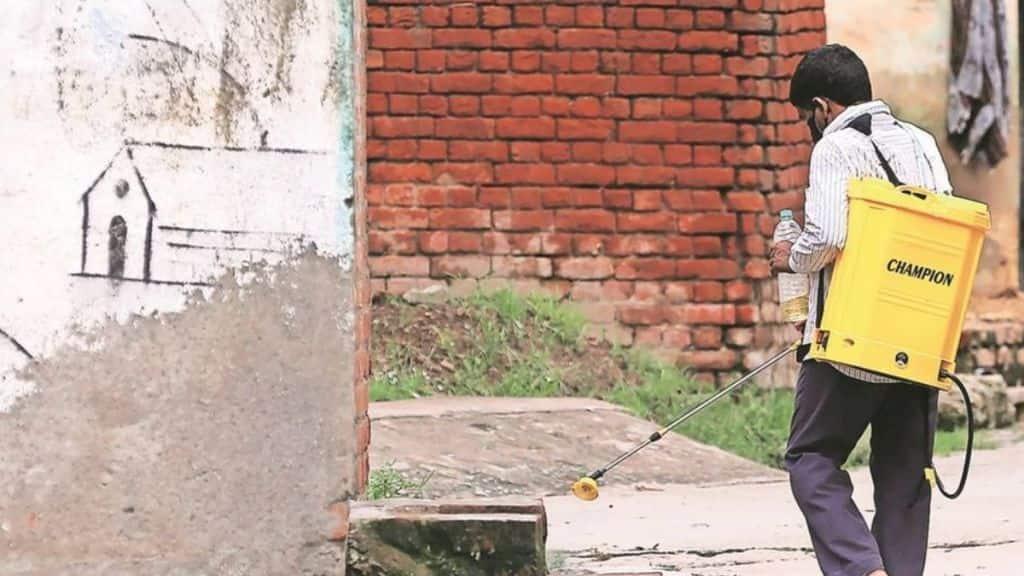 Unknown fever, UP Village, Dengue
