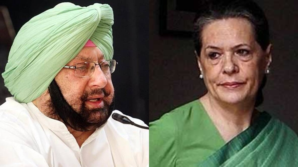 Capt Amarinder asked to resign from punjab cm post by congress high command